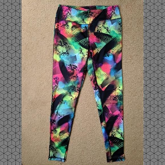 0eef6f29cc VOGO Athletica Pants | Vogo Bright Skinny Colorful Yoga Leggings M ...